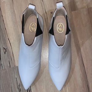 """Ash Shoes - Ash """"cosmos"""" white booties"""